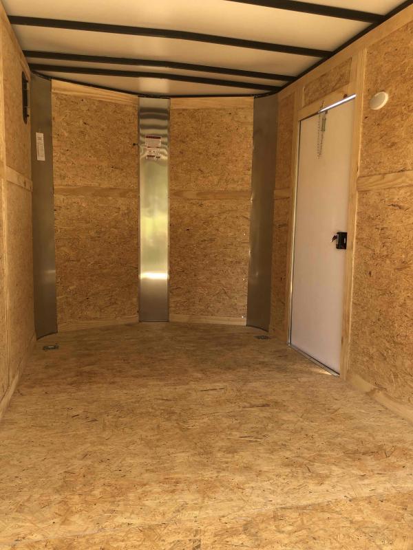 2021 Arising 712VTRW Enclosed Cargo Trailer w/ 7' Interior Height