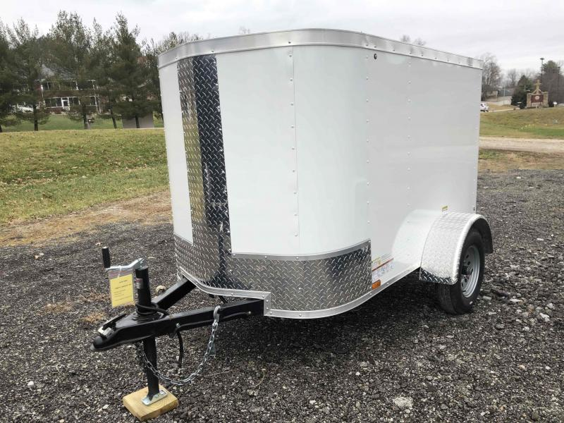 2021 Arising 46VSGW Enclosed Cargo Trailer