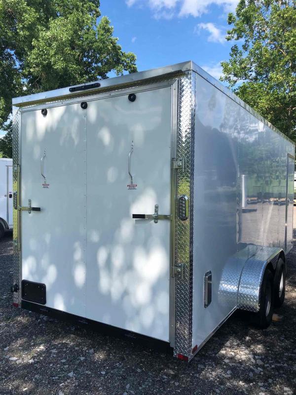 2021 Arising 718VTRW Enclosed Cargo Trailer