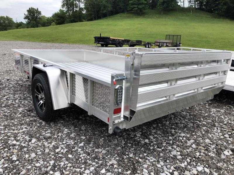 2021 Sport Haven AUT612DS-F Utility Trailer