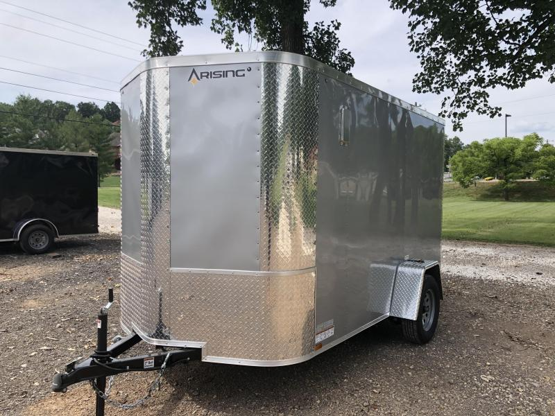 2020 Arising 610VSRSM Enclosed Cargo Trailer