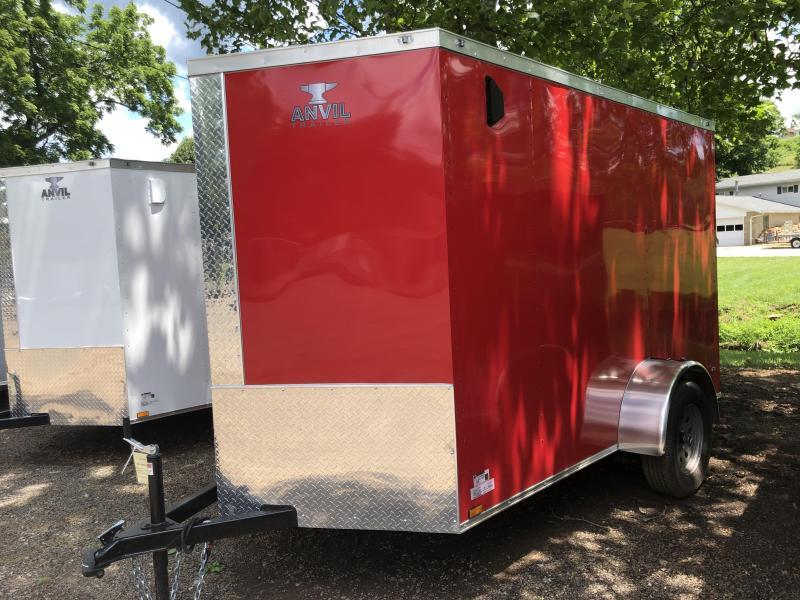 2020 Anvil AT6X10SA Enclosed Cargo Trailer