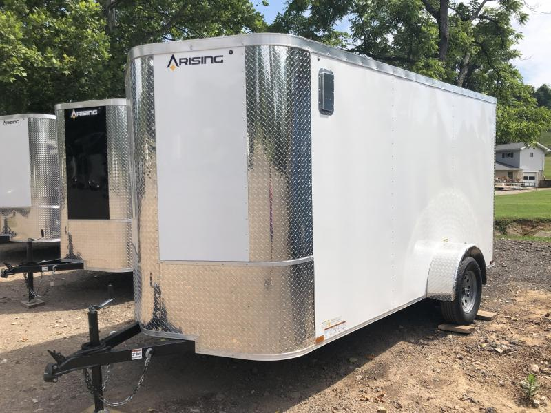 2020 Arising 612VSRW Enclosed Cargo Trailer