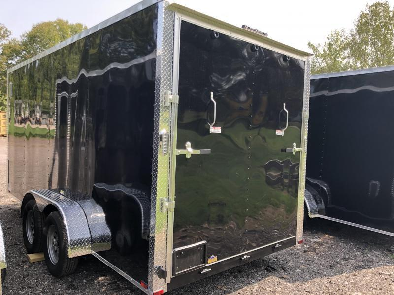 2021 Arising 716VTRB Enclosed Cargo Trailer With 7' Interior Height