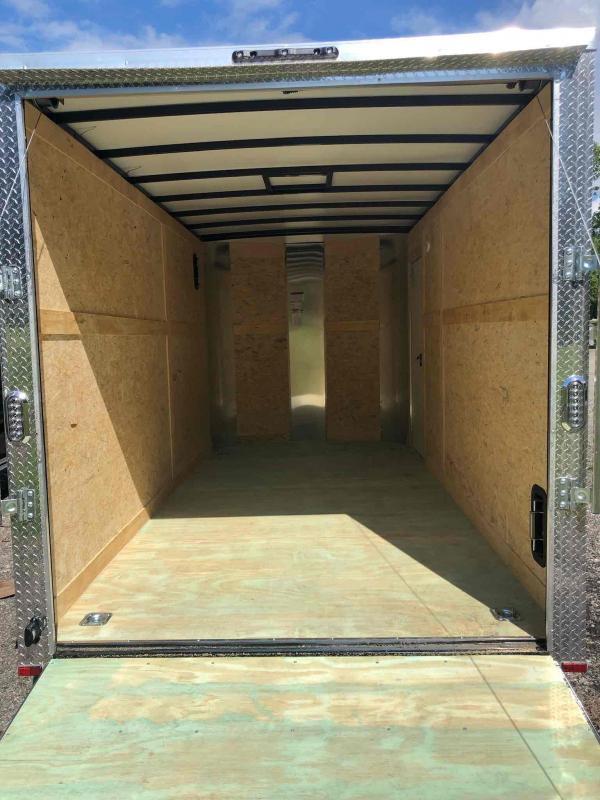 2021 Arising 714VTRW Enclosed Cargo Trailer w/ 7' Interior Height