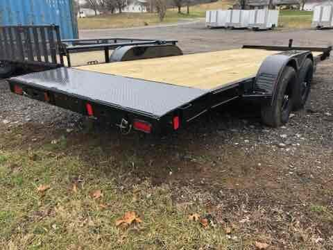 2021 Diamond C Trailers GTF252 20X82 Car Trailer