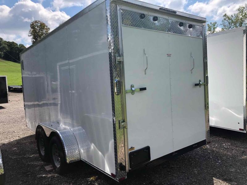 2022 Arising 716VTRW Enclosed Cargo Trailer w/ 7' Interior Height