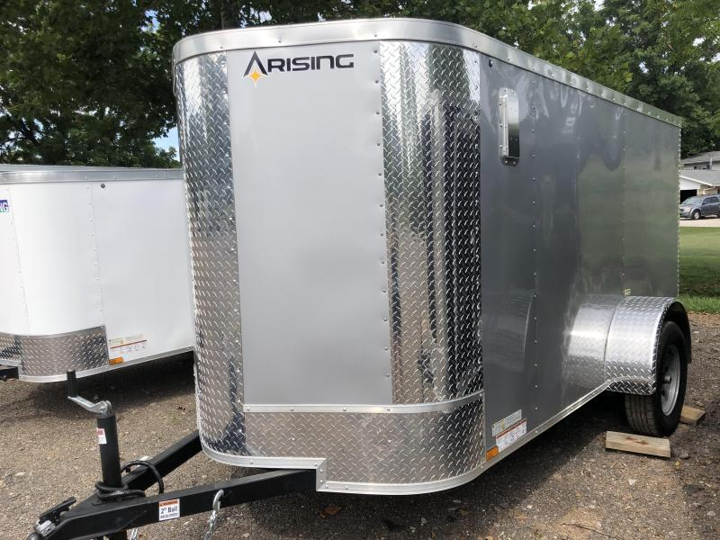 2020 Arising 510VSRSM Enclosed Cargo Trailer
