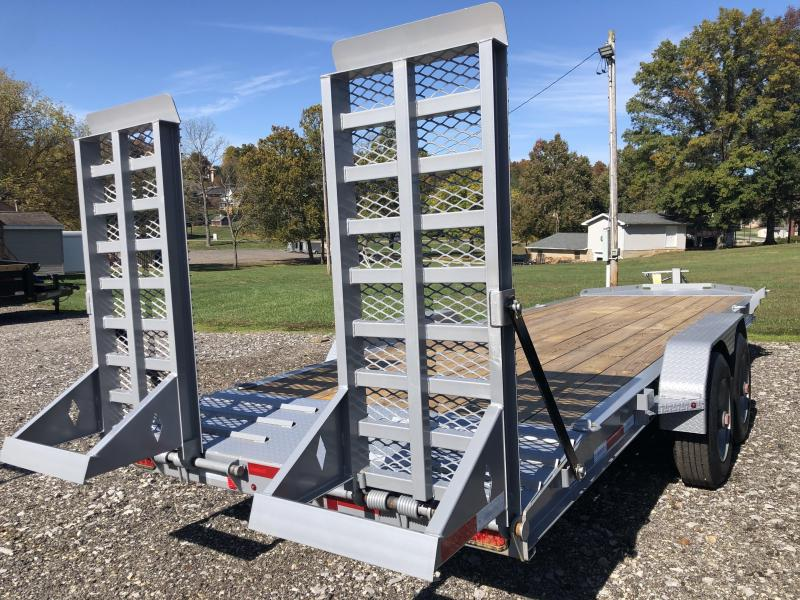 2021 Diamond C Trailers LPX210 22X82 Equipment Trailer