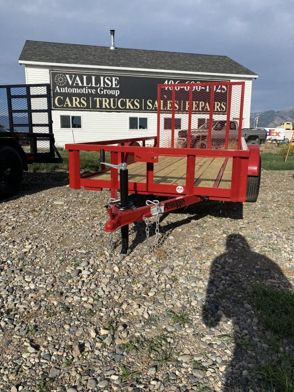 2021 Anderson Manufacturing LS510 Utility Trailer