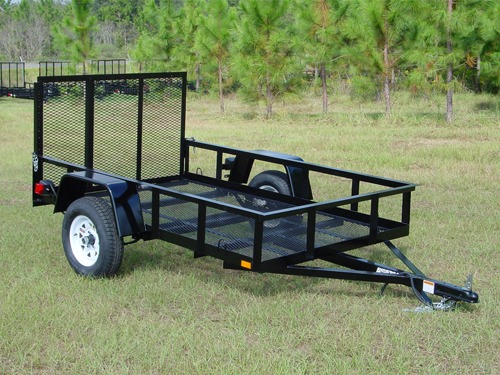 2021 Anderson Manufacturing EC Utility Series Utility Trailer