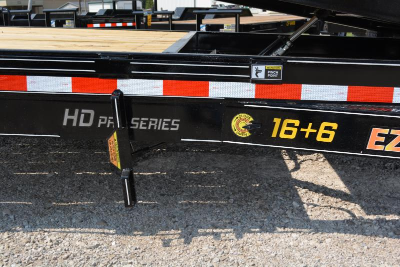 2022 Doolittle Trailer Mfg 82x22 EZ LOADER GT Equipment Trailer