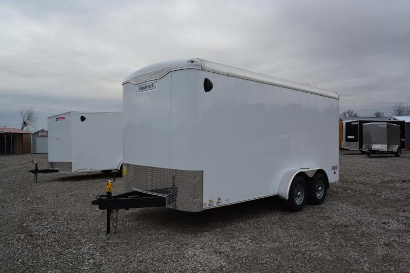 2021 Haulmark TS716T3 Enclosed Cargo Trailer