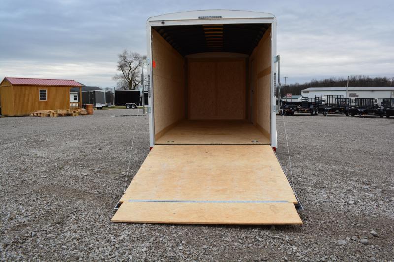 2021 Haulmark TS716T3 Enclosed Cargo Trailer