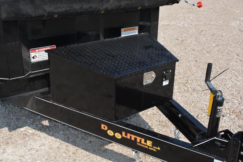 2022 Doolittle Trailer Mfg 6010M Dump Trailer