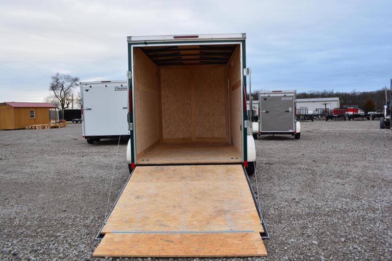 2021 Haulmark PP610S2-D Enclosed Cargo Trailer