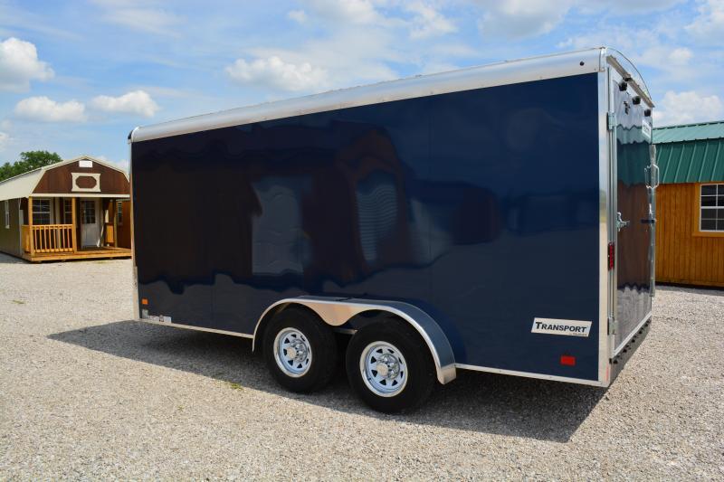 2020 Haulmark TST7X16WT3 Enclosed Cargo Trailer