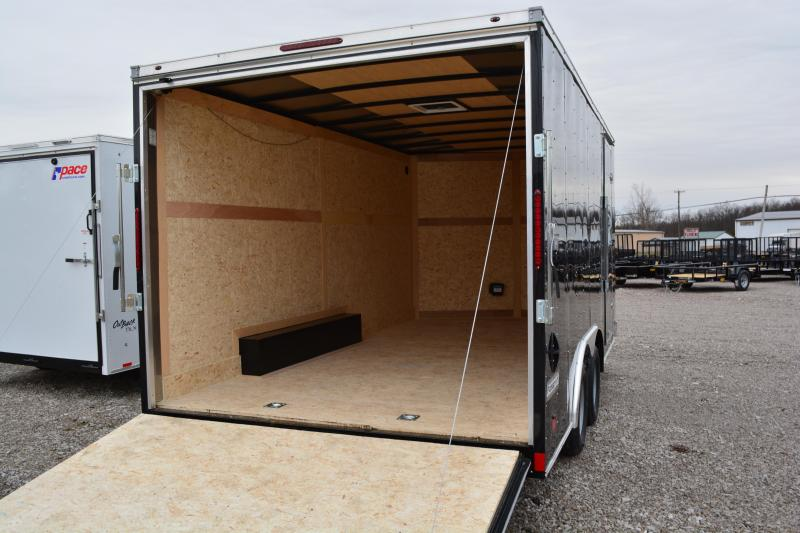 2021 Haulmark PP8516T2-D Enclosed Cargo Trailer