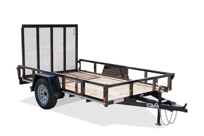 2019 Cam Superline 7 X 12 Utility Trailer Utility Trailer