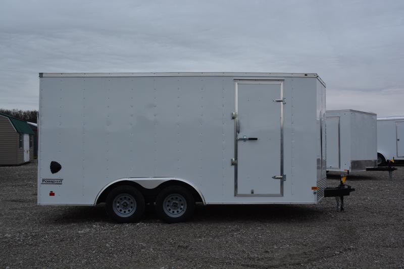 2021 Haulmark PP8516T2-D Enclosed Cargo Trailer