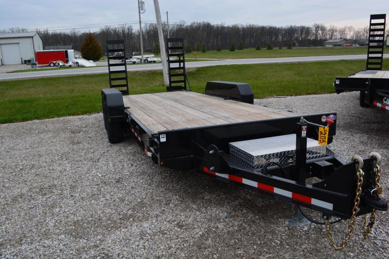 2020 Cam Superline 6CAM18C Channel Frame Equipment Trailer
