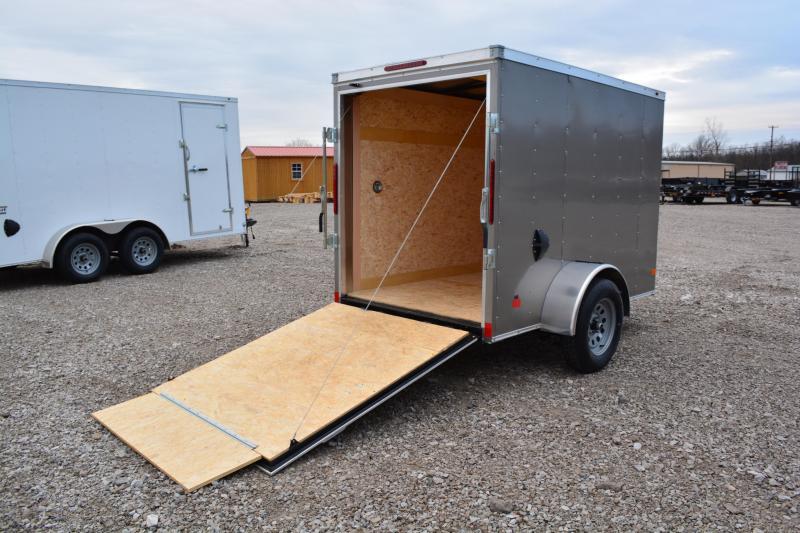 2021 Haulmark PP58S2-D Enclosed Cargo Trailer