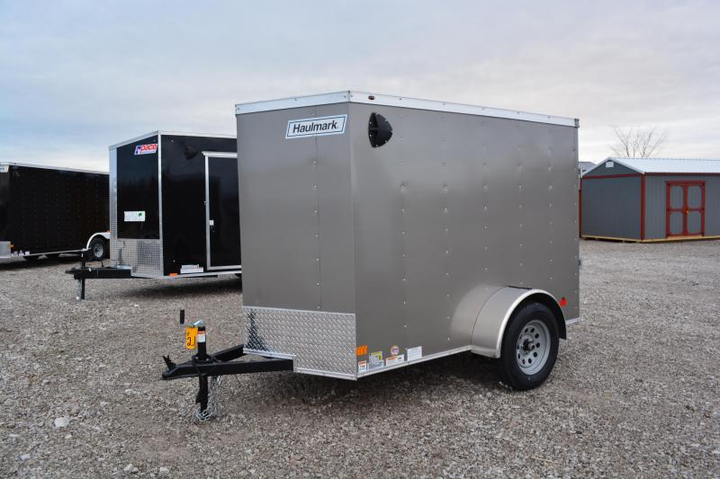 2021 Haulmark PP58S2-D Enclosed Cargo Trailer