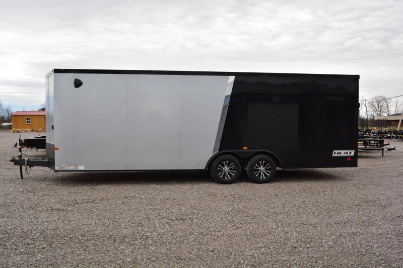 2021 Haulmark HEAT HH8524T3 Car / Racing Trailer