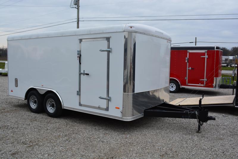 2020 RC Trailers RSTCH 8.5 x 16 TA3 Enclosed Cargo Trailer