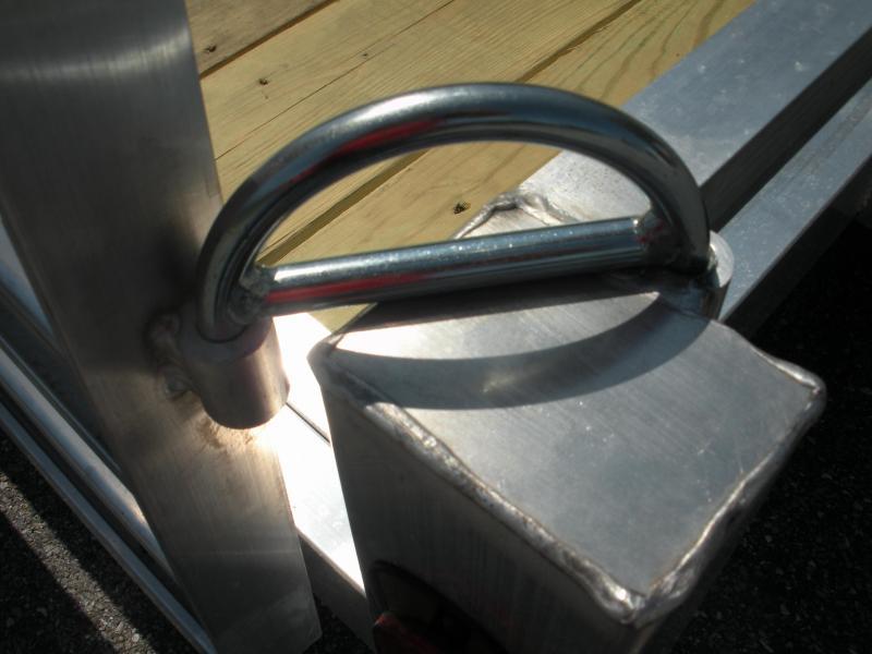 "2020 Quality Steel and Aluminum 62"" X 10' Aluminum Utility Trailer"