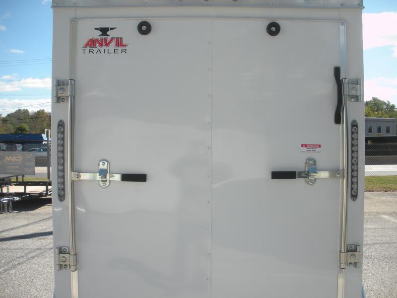 2020 Anvil 5' X 8' X 6' Hgt. 3K  Enclosed Cargo Trailer
