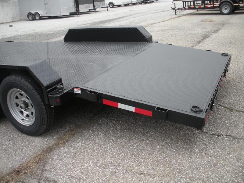 "2021 Cam Superline 82"" X 18' 10K Steel Deck  Open Car / Racing Trailer"