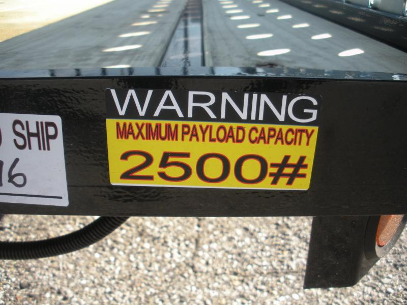 """Due in 6/21 Reserve Now*2021 Quality Steel and Aluminum 74"""" X 14' 3K Single Axle """"ATV Ramps"""" Utility Trailer"""