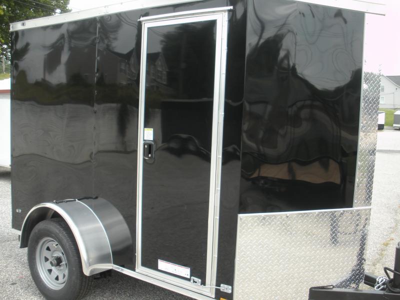 2021 Anvil 5' X 8' X 6' Hgt. 3K  Enclosed Cargo Trailer