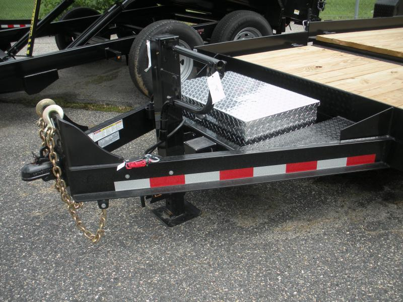 2020 Cam Superline 7CAM20STT Split Deck Tilt Trailer Equipment Trailer