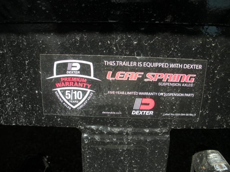 """2021 Cam Superline 82"""" X 18' 7K Open Car / Racing Trailer"""