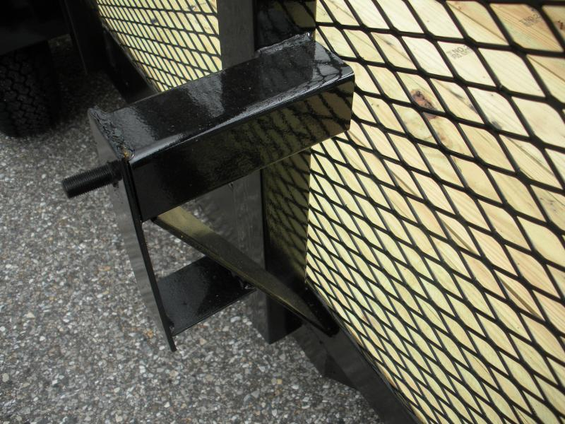 """2020 Down 2 Earth Trailers 5' X 10' 3K with 24"""" Mesh Sides Utility Trailer"""