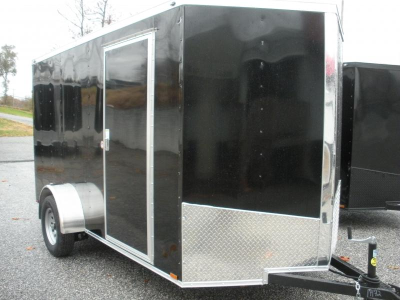 Due in Spring 2021 *2021 Spartan 6' X 12' 3K  Enclosed Cargo Trailer