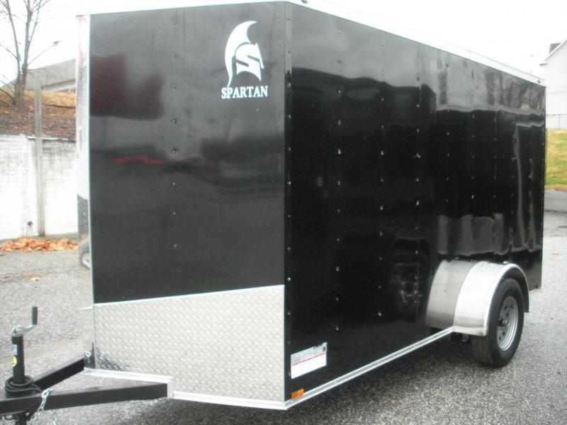 Due in Spring 2021 *2021 Spartan 6' X 12' 3K  Enclosed Cargo Trailer