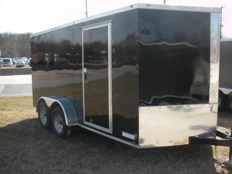 2021 Anvil 7' X 14'  Enclosed Cargo Trailer