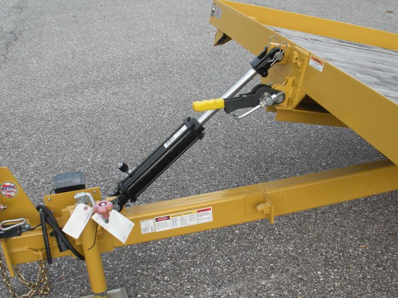 2020 Cam Superline 6' X 12' 7K Single Axle Tilt Equipment Trailer