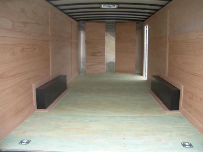 "2021Arising 8.5' X 20' X 6'6"" Height  10K *All Tube Frame*Thermo Cieling* Enclosed Cargo Car Trailer"