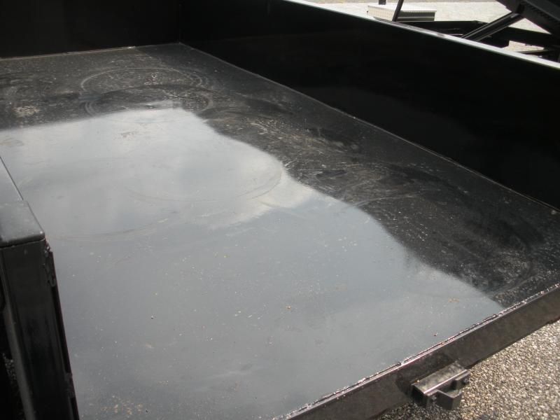 2021 Quality Steel and Aluminum 5' X 10' 7K Dump Trailer