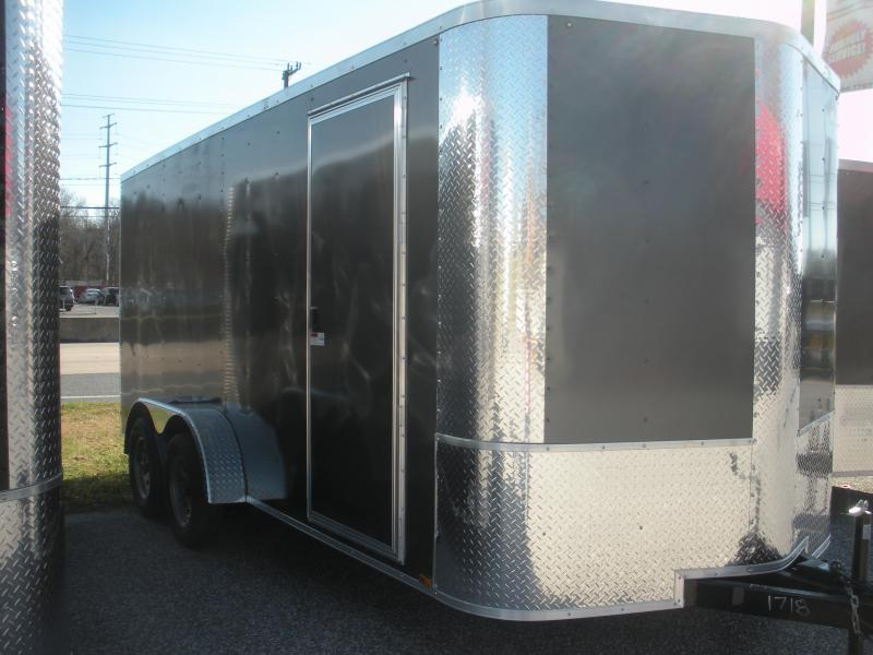 2020 Arising 7' X 12' 7K  Enclosed Cargo Trailer