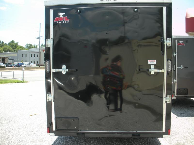 2020 Anvil 6' X 12' Enclosed Cargo Trailer **Other Colors Also Available!!
