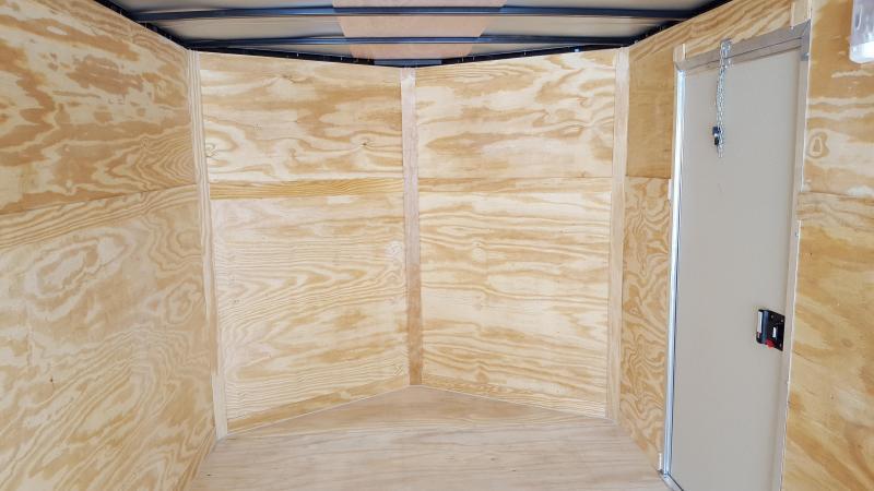 2020 Anvil 7' X 16' w/ 7' Interior Enclosed Cargo Trailer