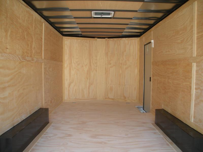 2021Spartan 8.5' X 20' X 7' Height 7K Charcoal (not black as pictured)/ Black Trim Car / Racing Trailer