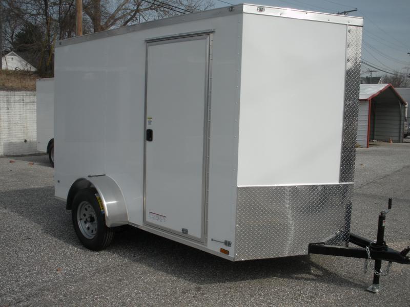 2021 Anvil 6' X 10' Enclosed Cargo Trailer