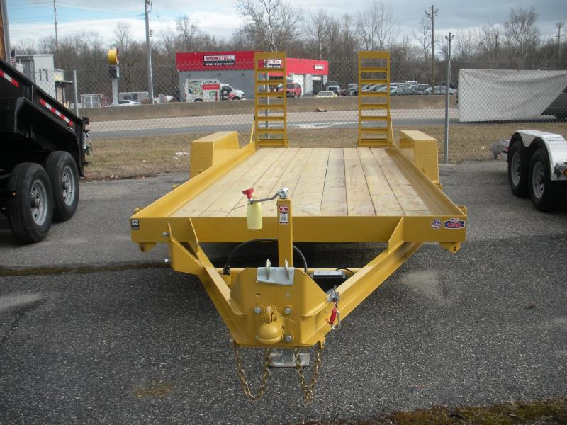 "2021 Cam Superline 76.5' X 18' 10K ""Warrior"" Equipment Trailer"