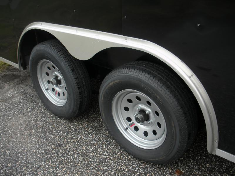 2021 MCTL 8.5' X 20' 10K *Semi-Screwless* Car / Racing Trailer